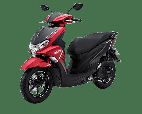 Yamaha FreeGO 2021 Đặc biệt đỏ