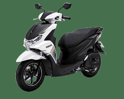 Yamaha FreeGO 2021 Đặc biệt trắng