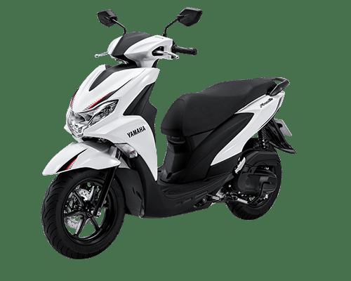 Yamaha FreeGO 2021 Tiêu chuẩn trắng