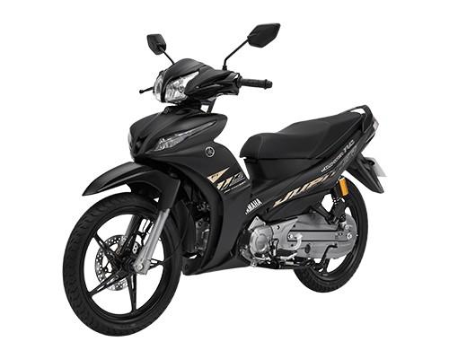 Yamaha Jupiter RC đen
