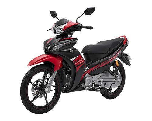 Yamaha Jupiter RC đỏ