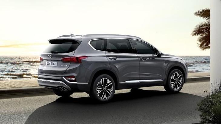 Gia Xe Hyundai Santa Fe Thang 10 2020 Mới Nhất