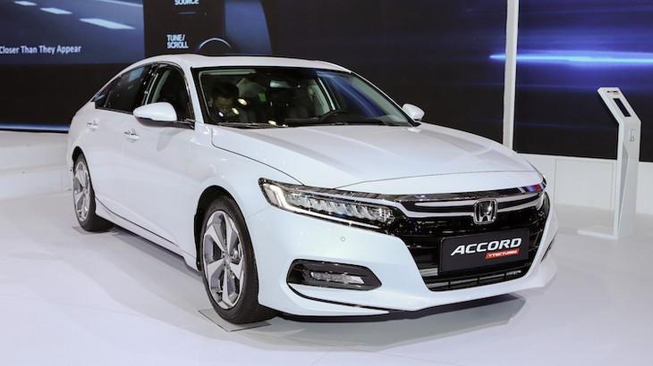 Giá xe Honda Accord 2021 mới tháng 5/2021 tại Việt Nam