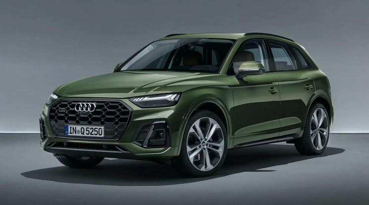 Audi Q5 2021 chuẩn bị ra mắt Việt Nam?
