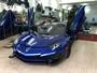 """""""Lột áo"""" siêu xe Lamborghini Aventador SV từng thuộc sở hữu của Minh """"Nhựa"""""""