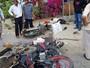 Long An: Hàng loạt xe máy bị xe tải đâm khiến 6 người thương vong trong lễ hội Làm Chay rước cô hồn
