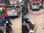 """Cư dân mạng nể phục trước cô gái """"cầm tài"""" Honda Winner hơn 100 km/h đuổi theo xe """"điên"""" Toyota Innova"""
