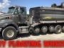 Nguyên nhân tại sao một số xe tải có những bánh xe phụ lơ lửng không chạm đất