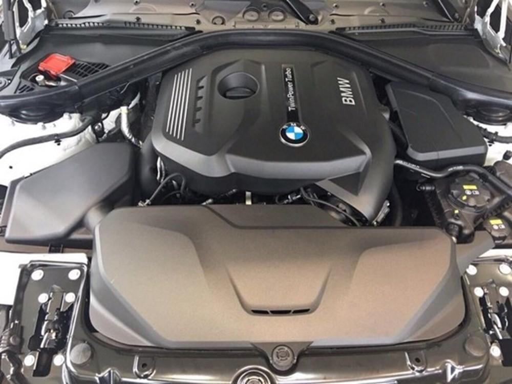 Trang bị Động cơ của BMW 3 Series