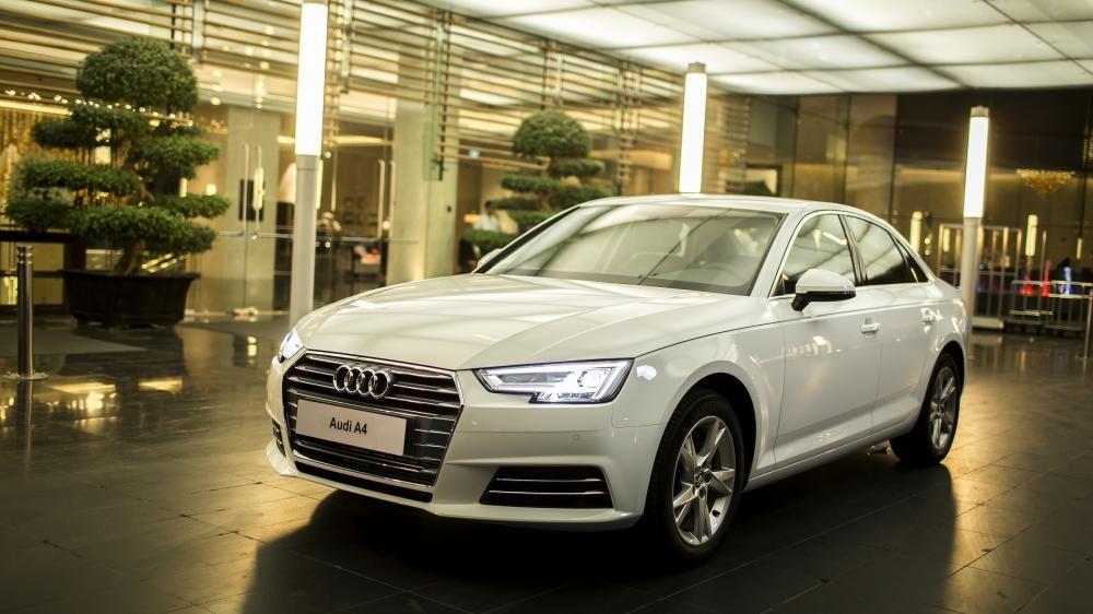 Thiết kế Ngoại thất của Audi A4