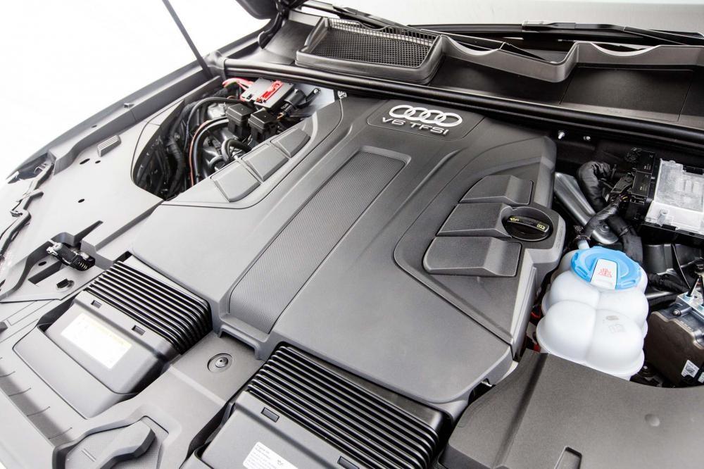 Trang bị Động cơ xe Audi Q7
