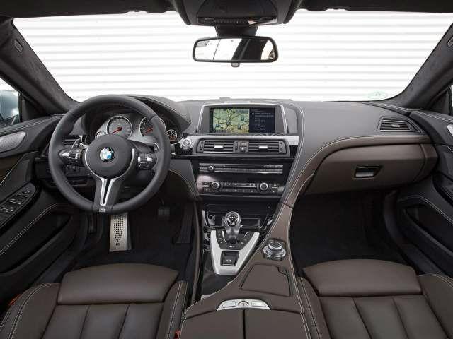 Thiết kế Nội thất xe BMW M Series