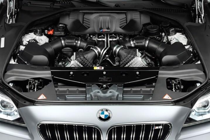 Trang bị Động cơ xe BMW M Series
