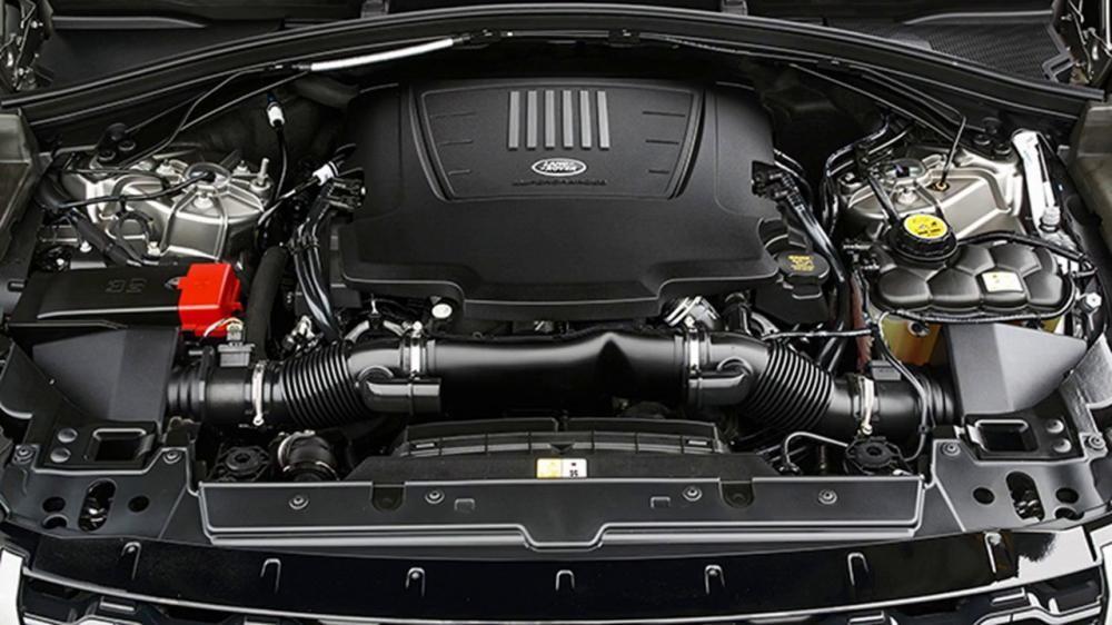 Trang bị Động cơ xe Land Rover Range Rover