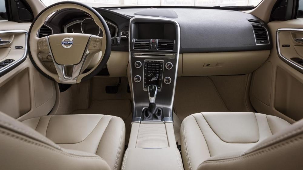 Thiết kế Nội thất xe Volvo XC60 2018