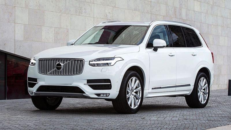 Ngoại thất của Volvo XC90 2019