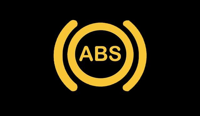 Đèn báo hệ thống phanh ABS
