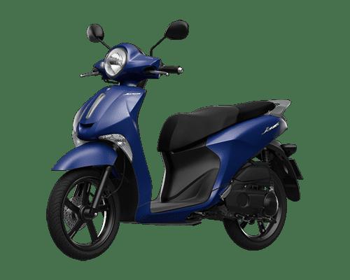 Mẫu Yamaha Janus màu xanh lam