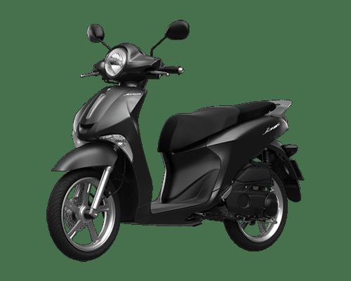 Mẫu Yamaha Janus màu đen