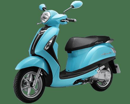 Mẫu Yamaha Grande màu xanh nước biển
