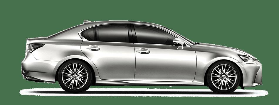 Mẫu Lexus GS màu Titanium