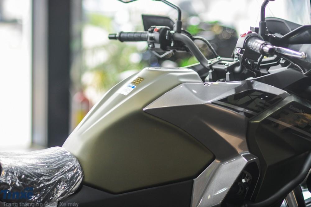 Bình xăng Kawasaki Versys-X 300 2018