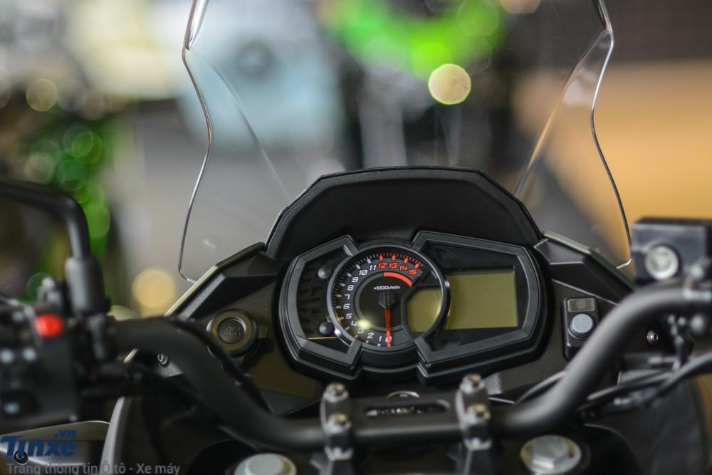 Đồng hồ Kawasaki Versys-X 300
