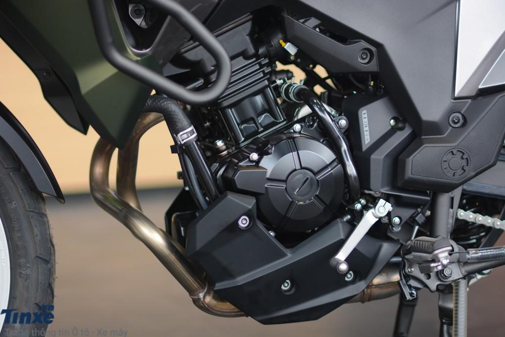 Động cơ Kawasaki Versys-X 300 2018