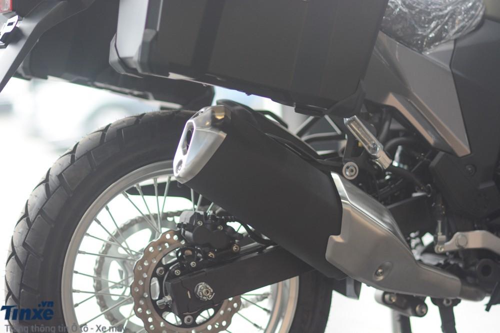 Dàn chân sau Kawasaki Versys-X 300 2018