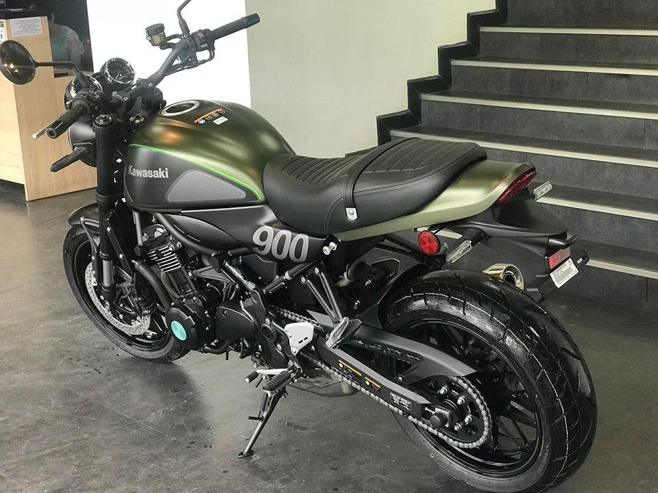 Đuôi xe Kawasaki Z900RS 2018