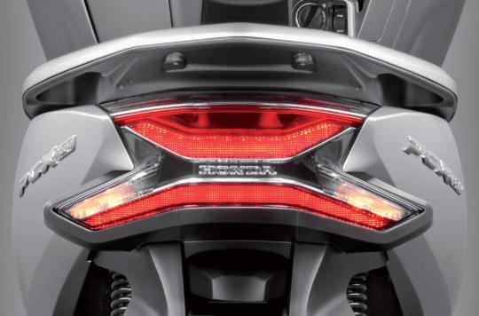 Thiết kế Đèn hậu của Honda PCX