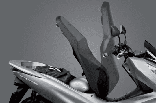 Thiết kế Cốp xe Honda PCX