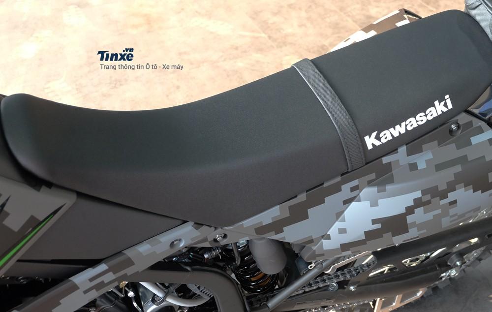Yên xe Kawasaki KLX 250 2018