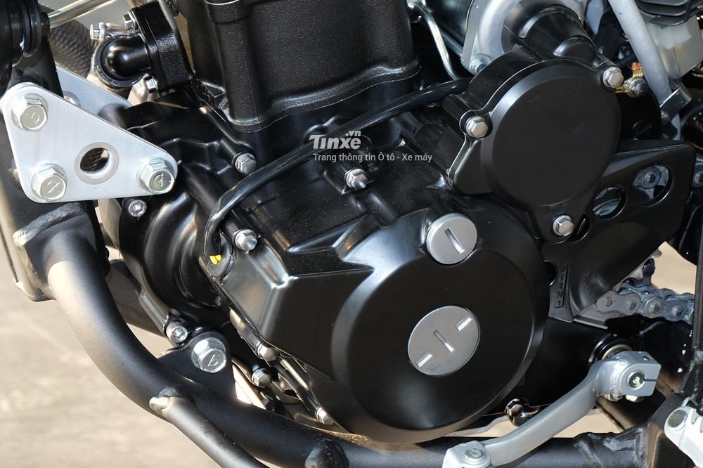 Động cơ Kawasaki KLX 250 2018