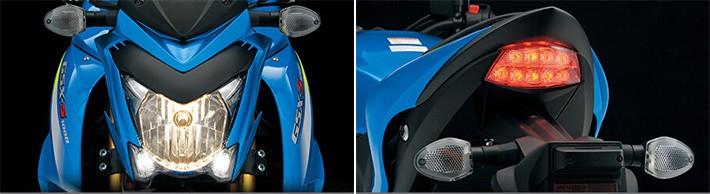 Hệ thống hiếu sáng Suzuki GSX-S1000