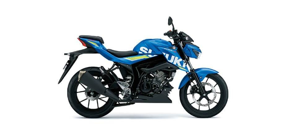 Suzuki GSX-S150 2018 có chiều cao yên phù hợp với thể hình người Việt Nam