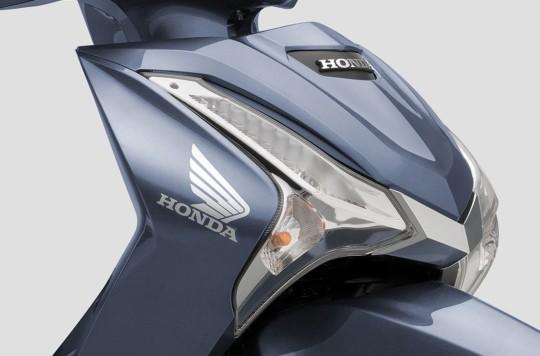 Thiết kế mặt nạ xe Honda Future
