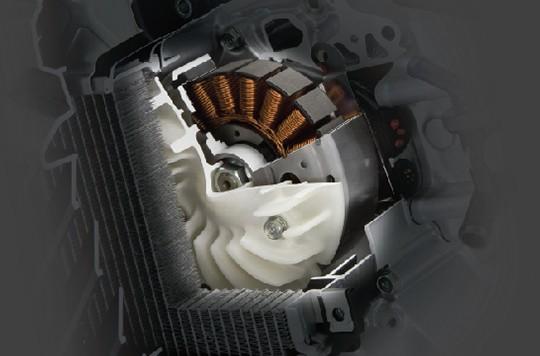 Trang bị bộ đề ga trên Honda Air Blade
