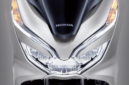 Thiết kế đèn pha hoàn toàn mới trên Honda PCX