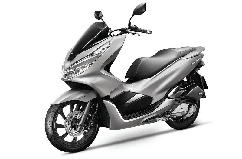Xe bọ hung Honda PCX cũng có mức giá bán dưới đề xuất tại Việt Nam