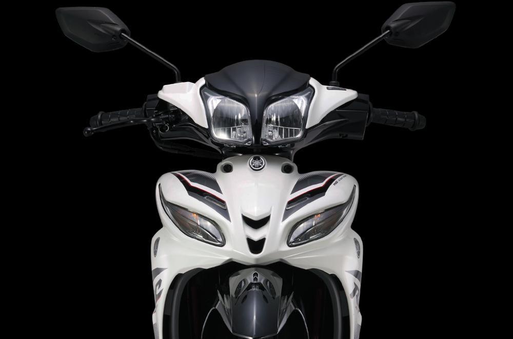 Thiết kế đầu xe Yamaha Jupiter