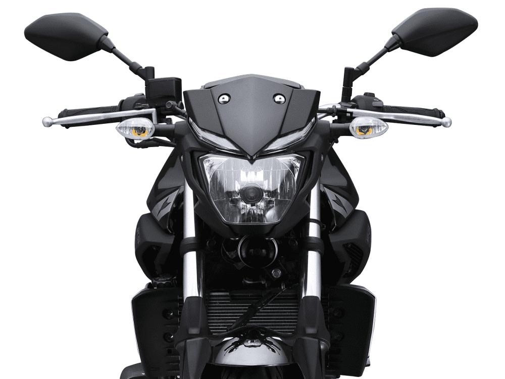 Thiết kế đầu xe Yamaha MT-03