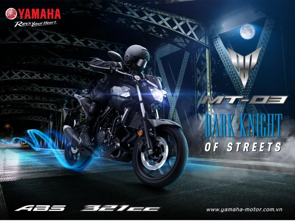Yamaha MT-03 tại Việt Nam