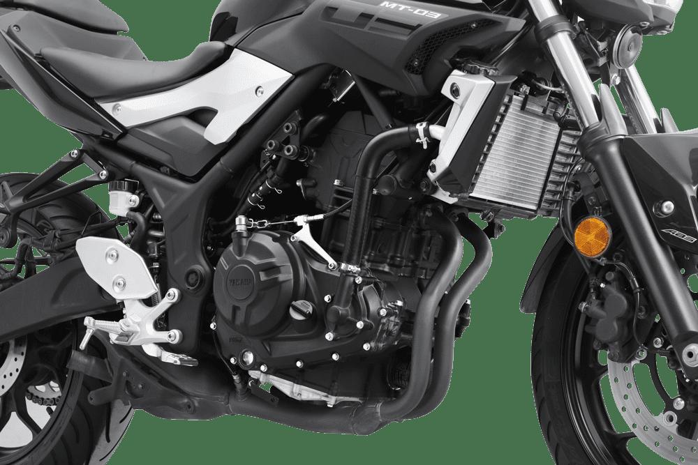 Trang bị động cơ Yamaha MT-03
