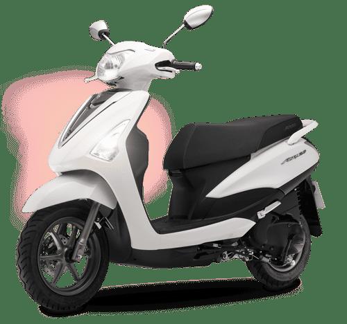 Xe Yamaha Acruzo sở hữu hệ thống định vị