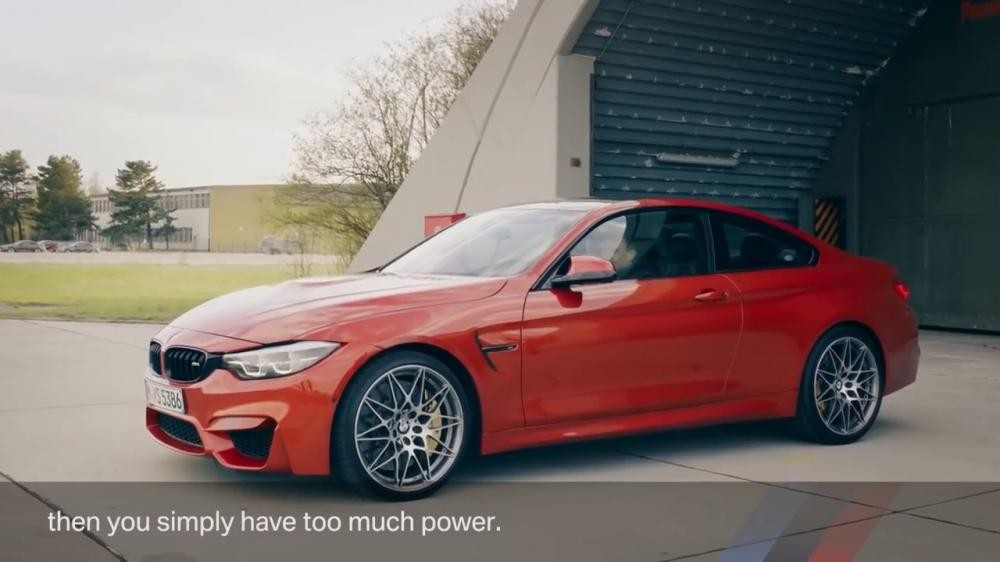 Hộp số li hợp kép của BMW M về cơ bản giống hộp số sàn