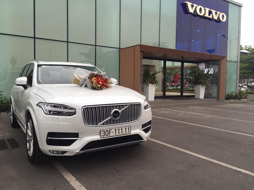 Volvo XC90 có độ an toàn đáng kinh ngạc