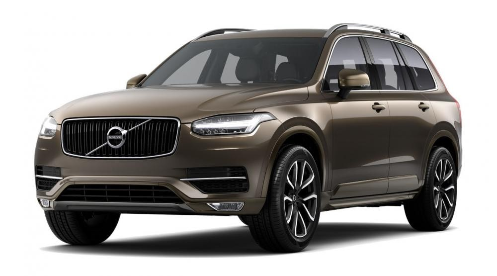 Volvo XC90 2019 màu đồng (twilight bronze)