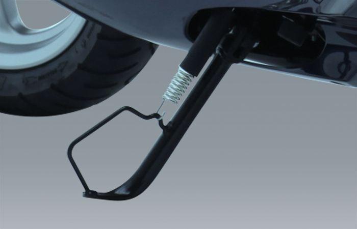 Chân chống các loại xe ga thường có công tắc cảm biến