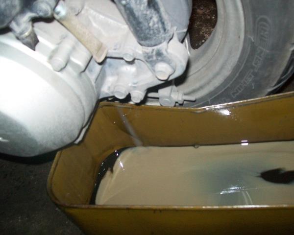 Láp là bộ phận dễ bị nước tràn vào